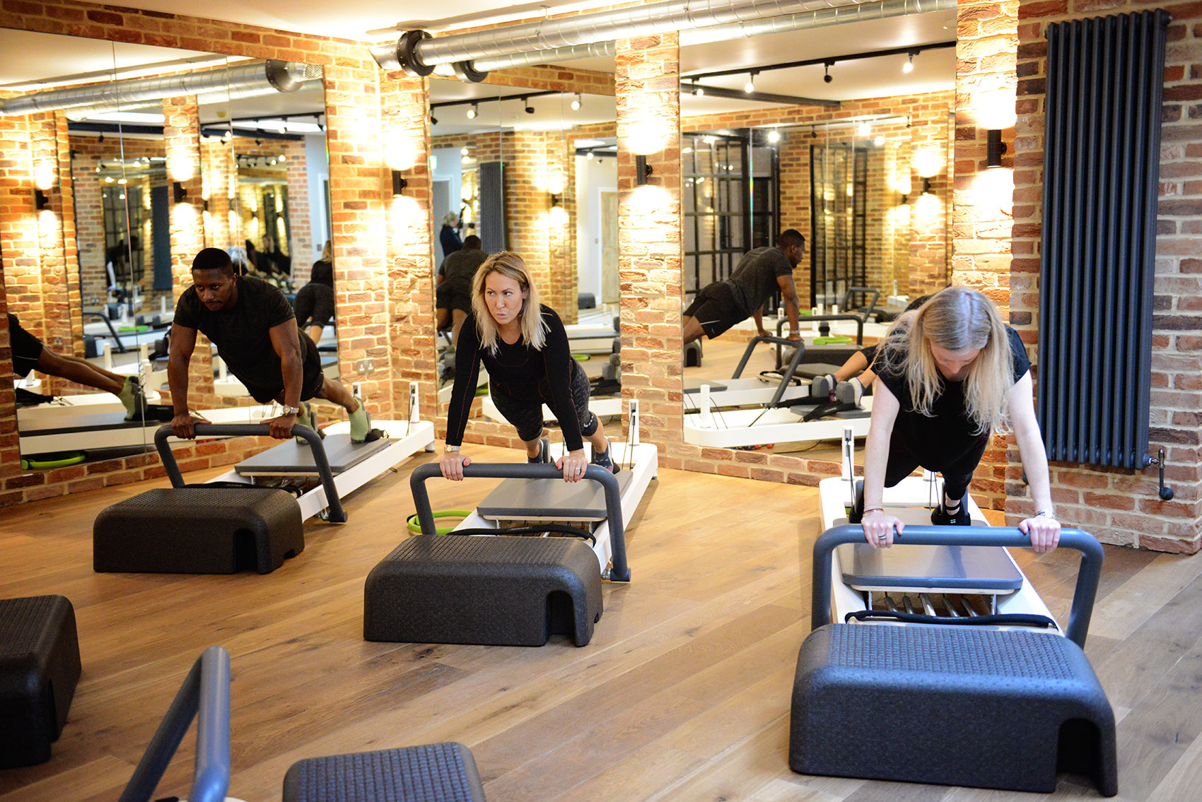 Fluid Pilates Bootcamp, Cheltenham